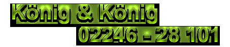 HWS  ||  König&König